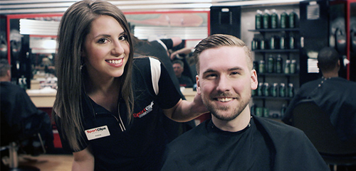 Sport Clips Haircuts of Trinity Point Haircuts